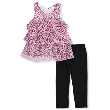 Diva Baby Girls' 2-Piece Leggings Set Outfit - Diva Outfits