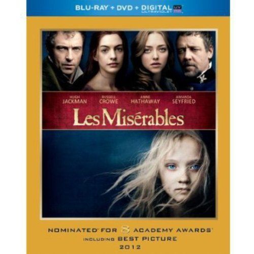 Les Miserables (2012) (Blu-ray   DVD   HD Digital Copy) (With INSTAWATCH) (Widescreen)