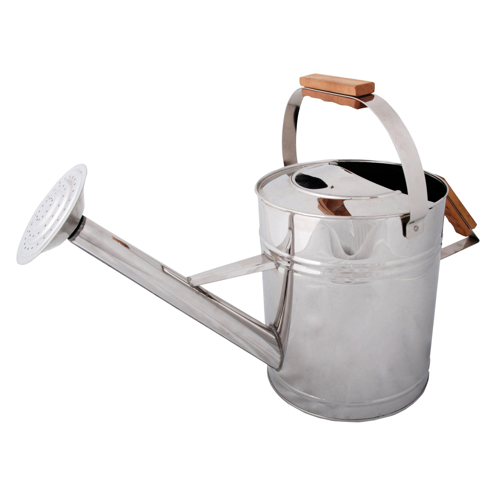 Esschert Design Stainless Steel Watering Can by Esschert Design USA LLC