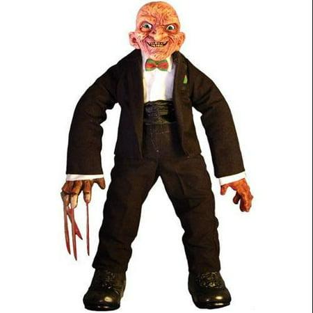 A Nightmare on Elm Street Cinema of Fear Series 2 Freddy Krueger Plush for $<!---->