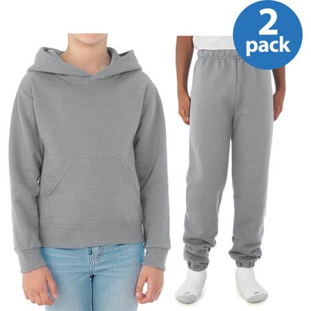 Boy's Fleece Outfit, Tops and Bottoms Your Choice Value Bundle