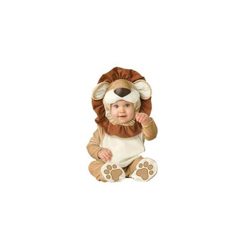 Costumes For All Occasions Ic16001T Lovable Lion Toddler 18-24 Mo