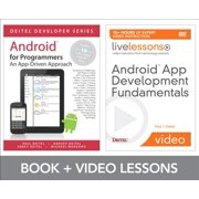 Android App Development Fundamentals/ Android for Programmers