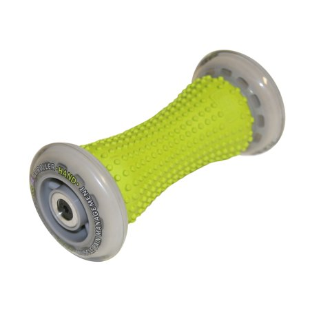 Foot & Hand Recovery Massage Roller with Therapy Poster ()