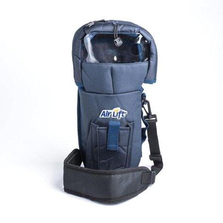 Oxygen Gas Cylinder Cabinet - Roscoe Medical Air Lift Oxygen Cylinder Comfort Shoulder Bags - M4/B, M6 Cylinder
