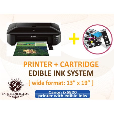Canon System (Brand Canon iX6820 Bundled Printing System)