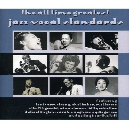 (All Time Greatest Jazz Vocal Standards)