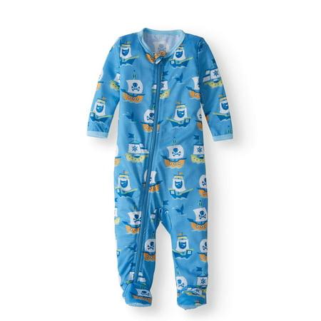 Baby Boy Sleep 'N Play Pajamas