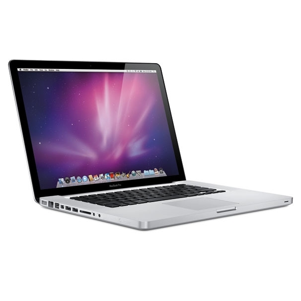 "Apple MacBook Pro MC371LLA Intel Core i5-520M X2 2.4GHz 4GB 320GB 15.4"", Silver (Certified Refurbished)"