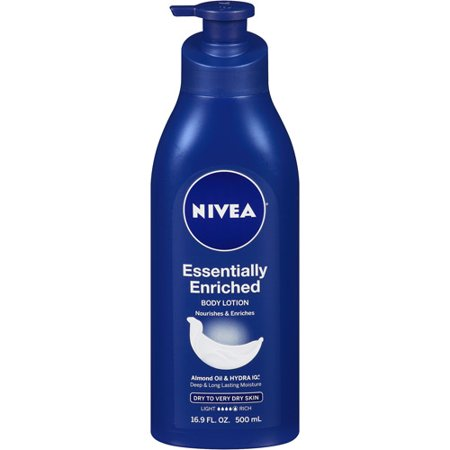Nivea Essentially Enriched Body Lotion 16 9 Oz