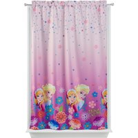 Disney Frozen Room Darkening Girls Bedroom Curtain Panel