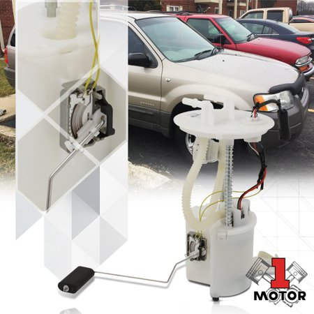 Fuel Pump Module Assembly E2291M for 01-04 Ford Escape Mazda Tribute 2.0 3.0 V6 02 03 ()