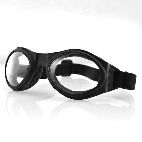 Bobster Bugeye Goggles, Black Frame