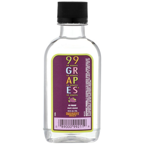 99 Brand Grapes Liqueur, 100 mL