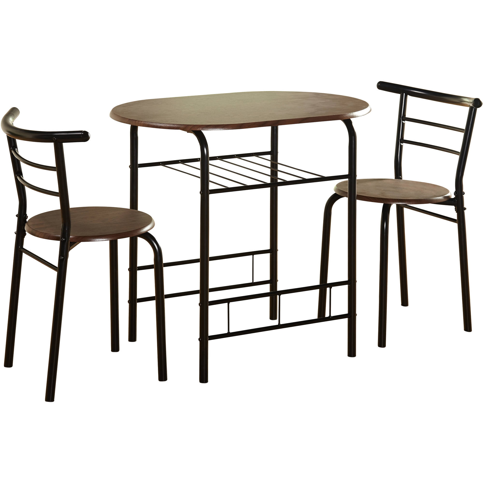 3-Piece Bistro Set, Multiple Colors - Walmart.com