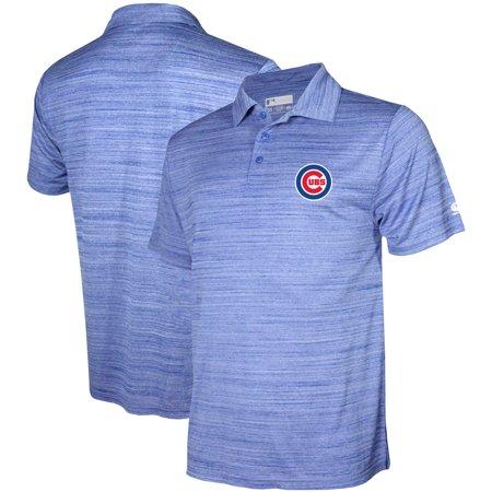 Men's Stitches Royal Chicago Cubs Team Logo (Polo Store Chicago)