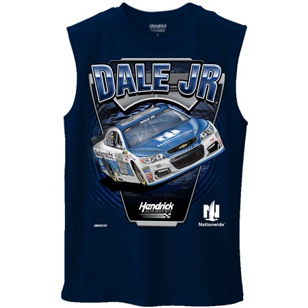 Dale Earnhardt Costume (Dale Earnhardt Jr. Hendrick Motorsports Team Collection Nationwide Muscle T-Shirt -)