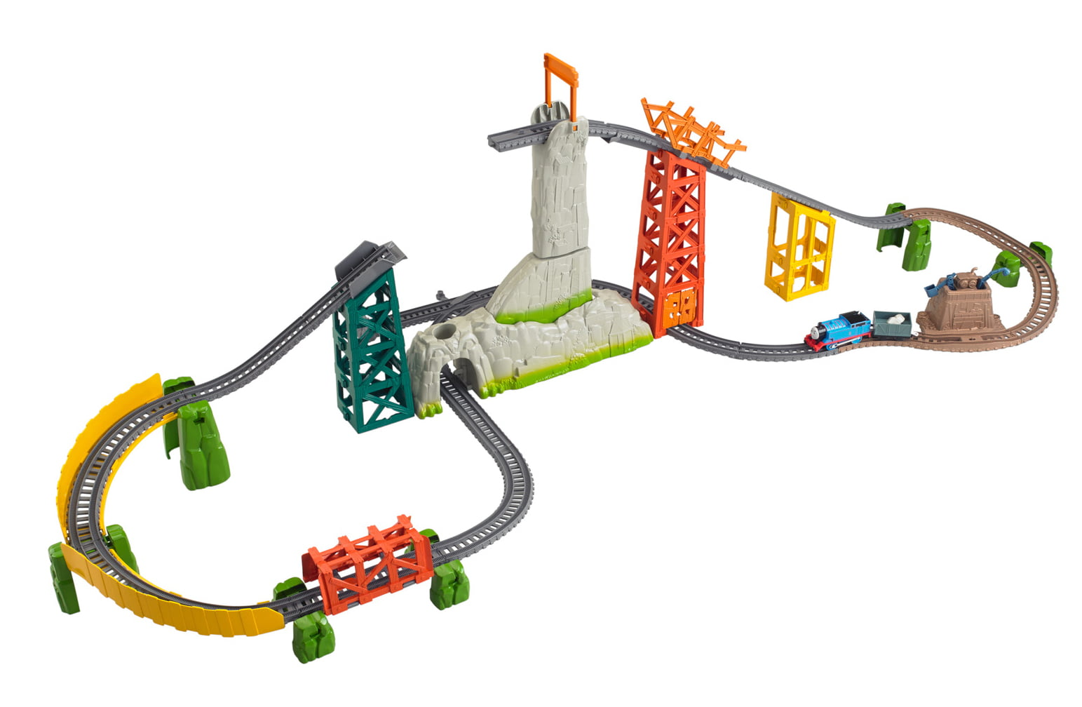 Thomas & Friends TrackMaster Avalanche Escape Set by FISHER PRICE