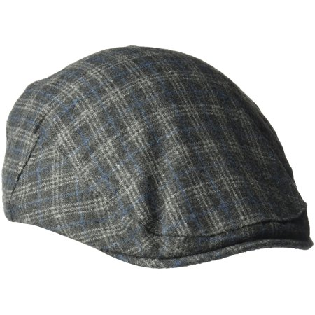 Country Gentleman NEW Gray Size Large L British Ivy Newsboy Wool Hat