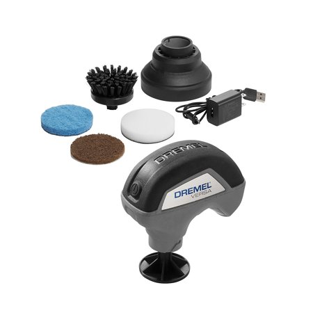 Dremel Versa 4V Cordless Power Scrubber Kit