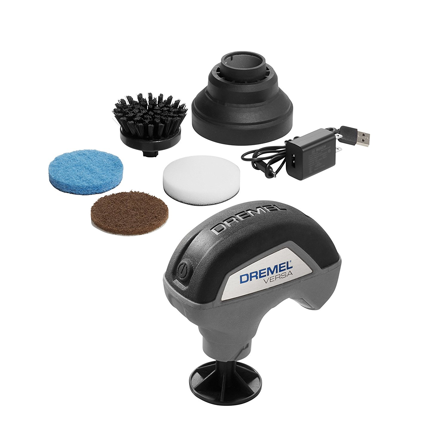 Dremel Versa 4V Cordless Power Scrubber Kit PC10-01