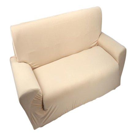 2 Seater L Shape Loveseat Chair Stretch Sofa Couch Protect Cover Slipcover