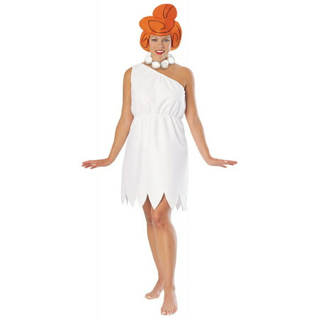 Wilma Flintstone Adult Costume - X-Large