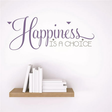 Get Here Happiness Is A Choice Quote