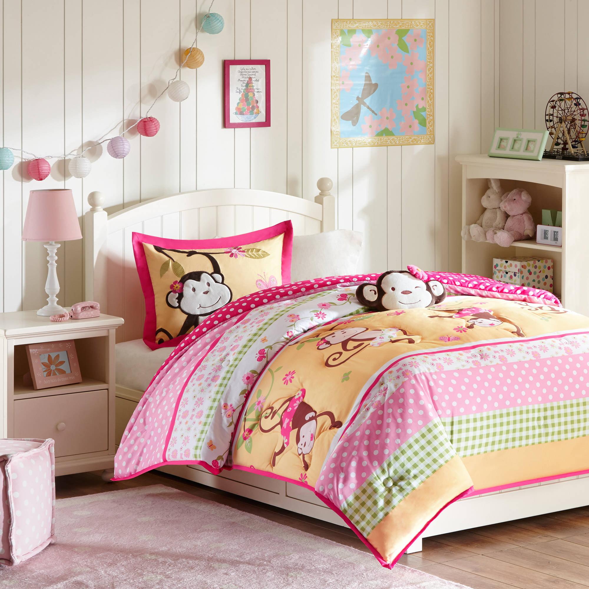 Home Essence Kids Monkey Maze Comforter Bedding Set