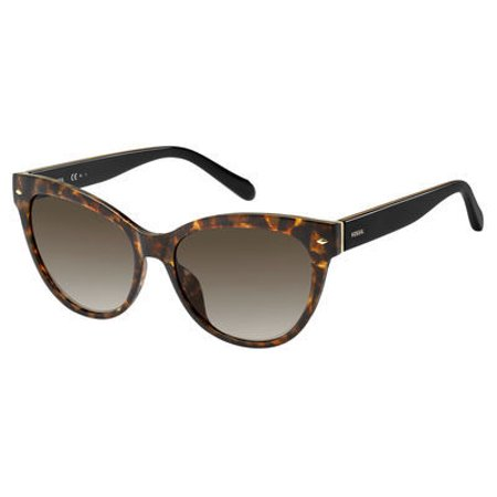 Sunglasses Fossil Fos 2058 /S 0086 Havana / HA brown gradient lens