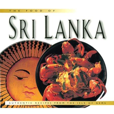 Food of Sri Lanka - eBook ()
