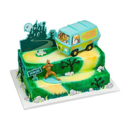 Mystery Machine Signature Cake Decorating Kit