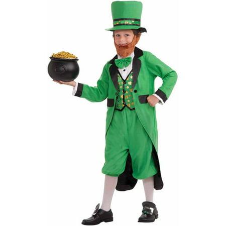 Leprechaun Costumes (Mr. Leprechaun Large Child)