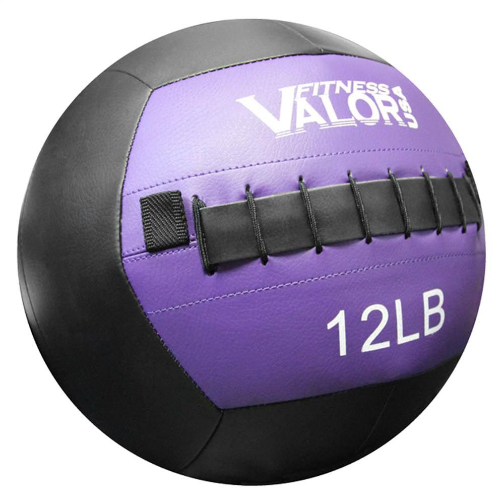 12 lbs. Wall Ball in Black