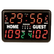 Champion Sports Multi-Sport Tabletop Indoor Electronic Scoreboard