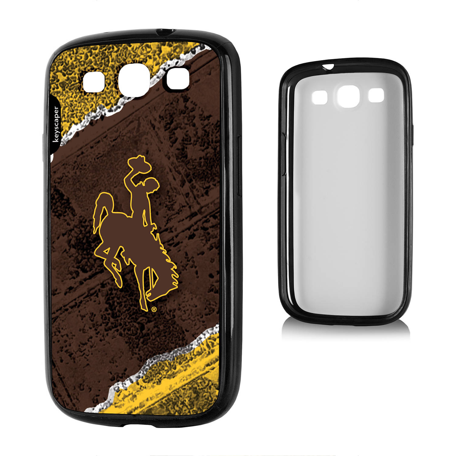 Wyoming Cowboys Galaxy S3 Bumper Case