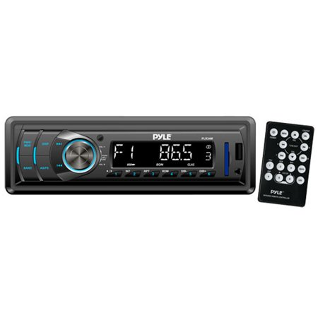 Pyle In Dash Am Fm Mpx Receiver With Mp3 Playback   Usb Sd Aux Inputs