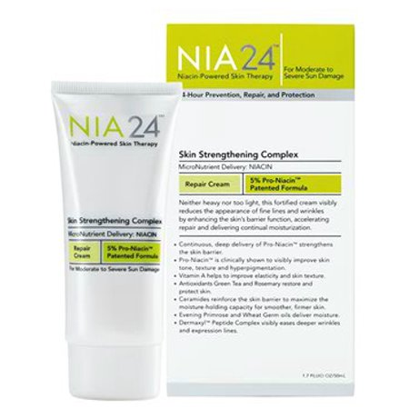 Nia 24 Sun Damage Prevention Broad Spectrum Sunscreen Spf 30  2 5 Fl  Oz