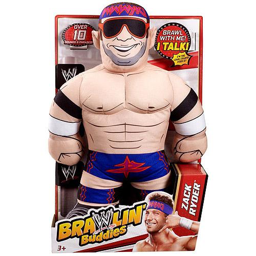 WWE Brawlin' Buddies, Zach Ryder