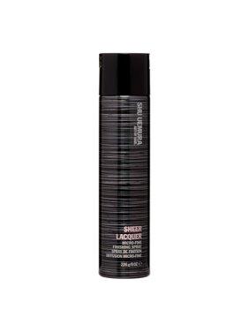 Shu Uemura Sheer Lacquer Micro Fine Finishing Hair Spray , 8.5 Oz