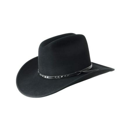 Bailey Cowboy Hat Mens Gold Studs Rodeo Brim LiteFelt Chisholm W05LFG