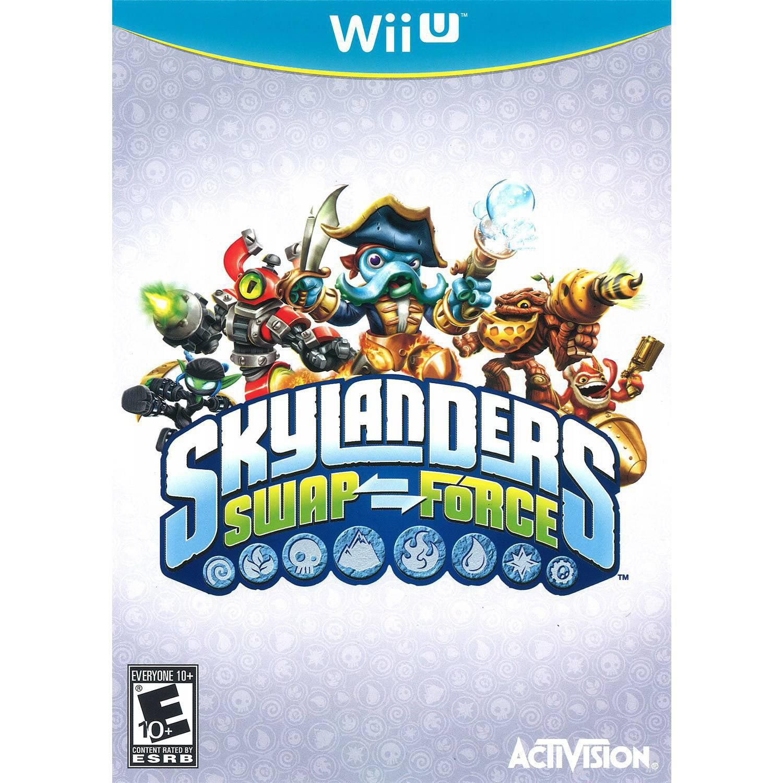 Skylanders SWAP Force Starter Pack Nintendo Wii U (84716) by Activision