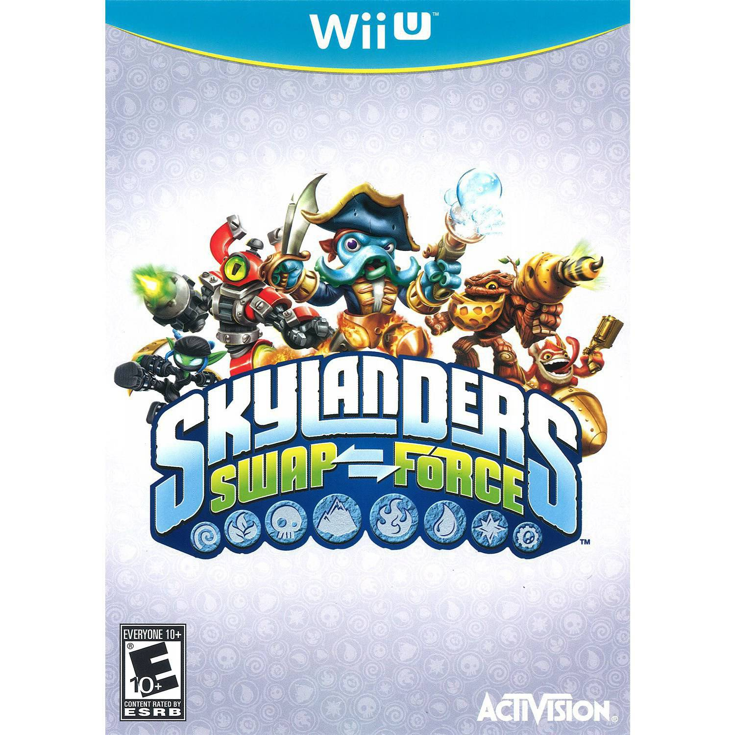 Skylanders Swap Force Starter Pack (Wii U)