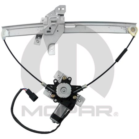 2000-2005 Chevrolet Impala Power Window Motor and Regulator Assembly