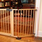 Safety 1st Easy Fit Security Gate Walmart Com