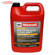 Motorcraft Gold 50/50 Prediluted Antifreeze / Coolant, 1 Gallon