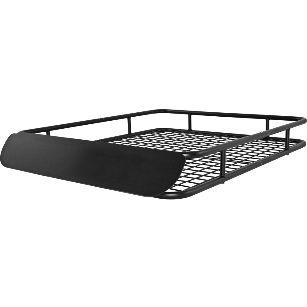 Roof Luggage Cargo Storage Rack With Wind Fairing   Walmart.com