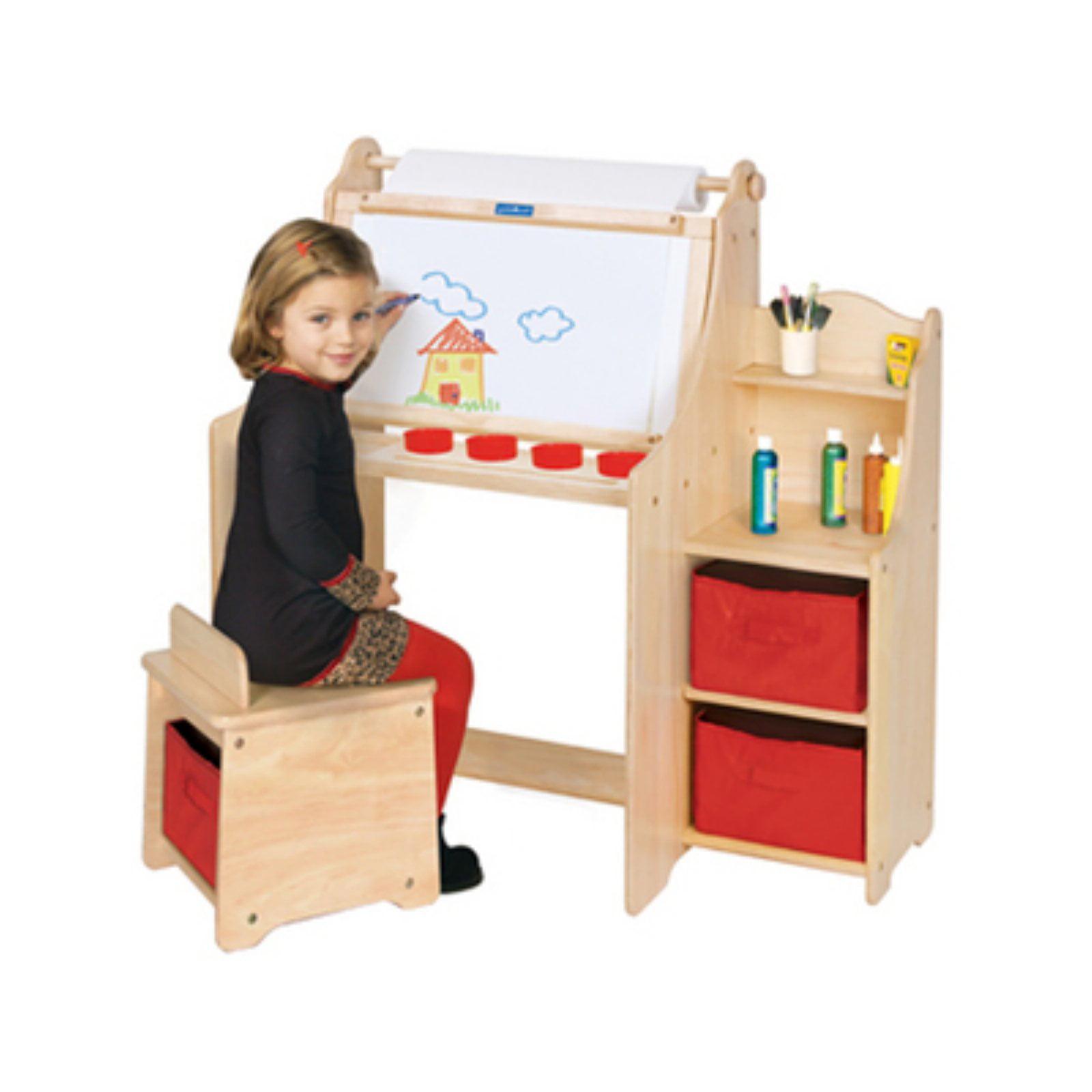 Artist Activity Desk by Guidecraft