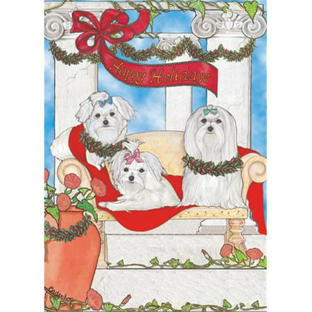 Pipsqueak Productions C983 Holiday Boxed Cards-