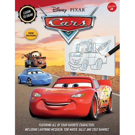 Learn to Draw Disney/Pixar Cars : New Edition! Featuring All of Your Favorite Characters, Including Lightning McQueen, Tow Mater, Sally, and Cruz Ramirez (Tow Mater)